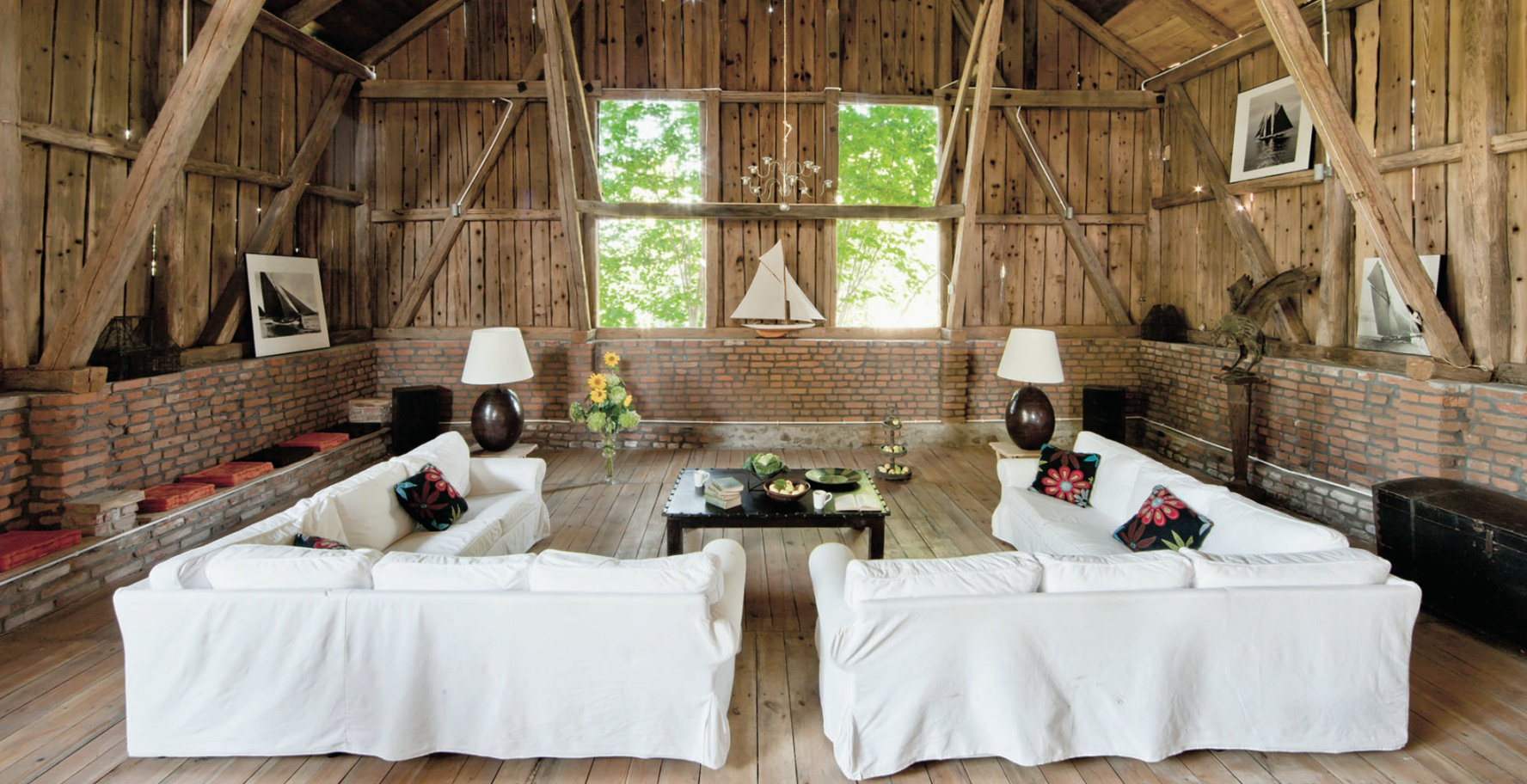Glendoria - spa pod namiotem