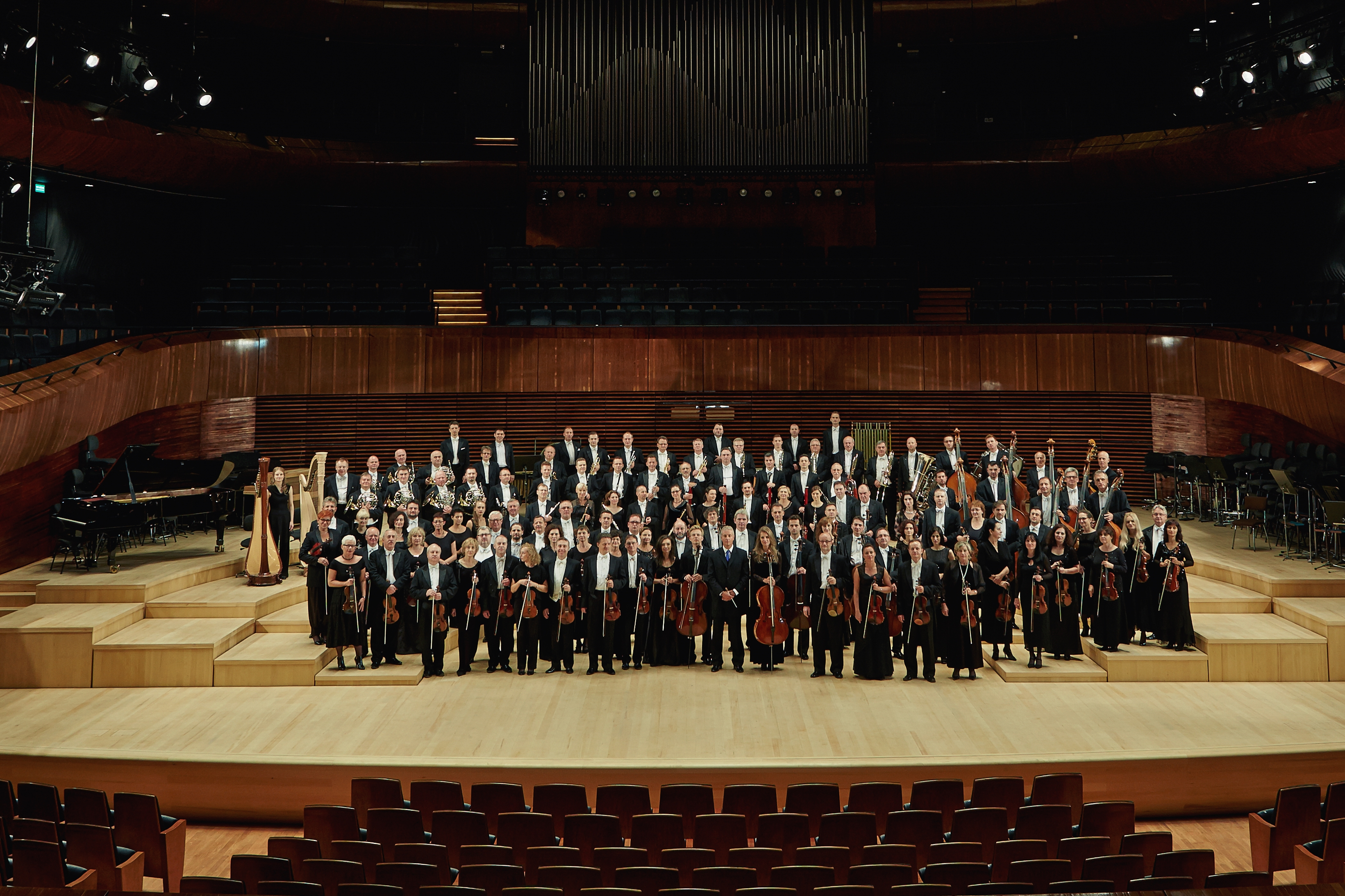 Katowice: Narodowa Orkiestra Symfoniczna Polskiego Radia