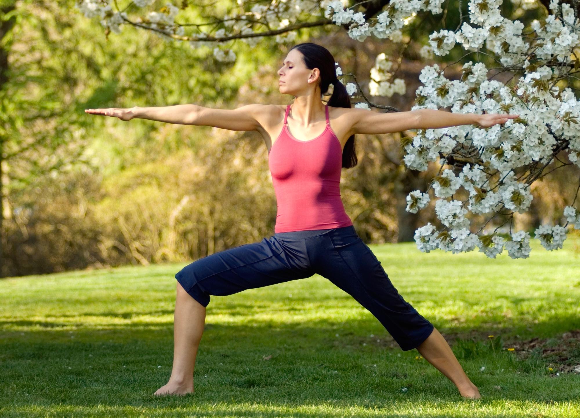 Weekend z jogą w plenerze
