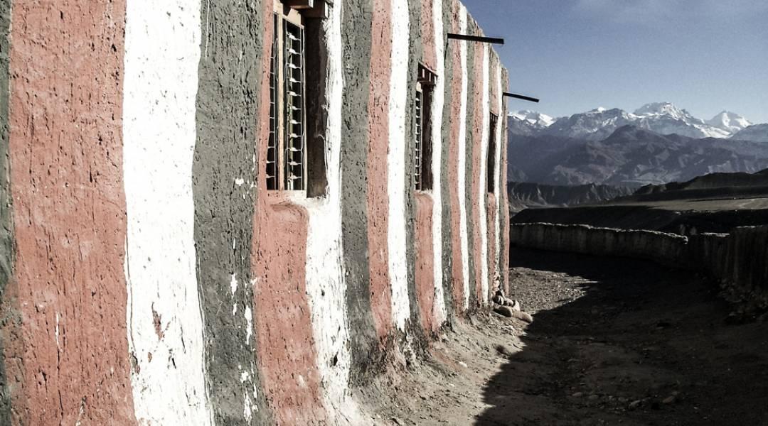 Klasztor w Tsarang