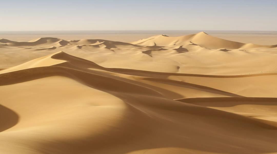egipt pustynia