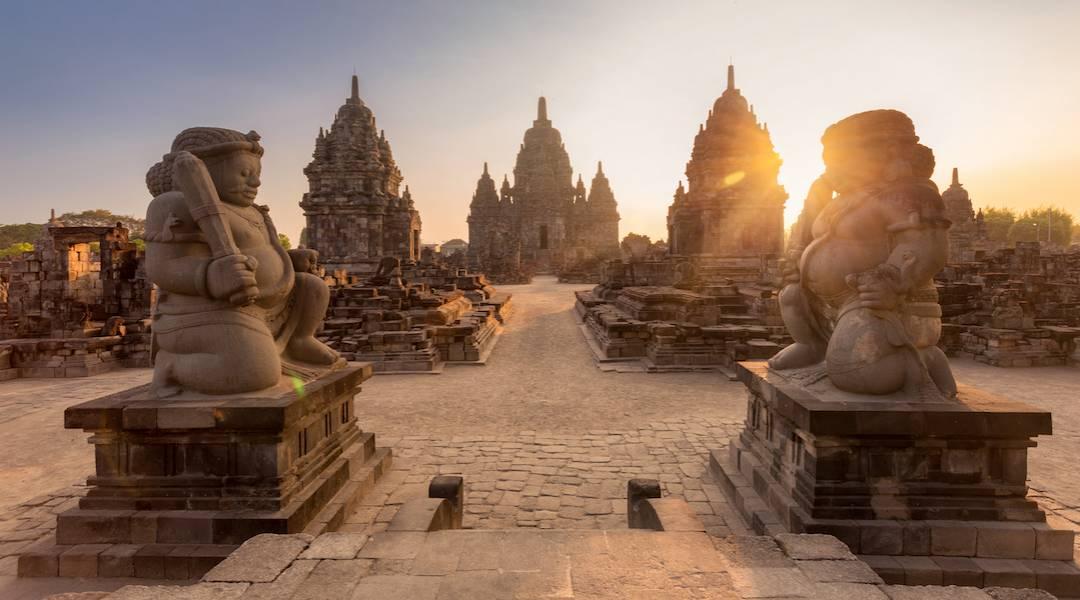 Prambanan Indonezja