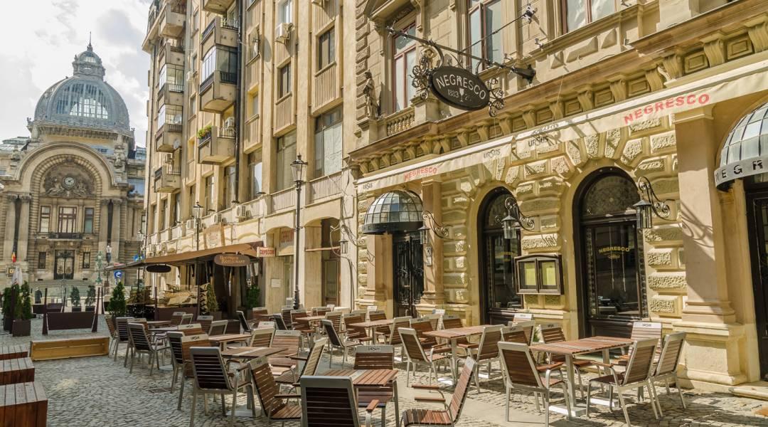 gdzie na weekend - zabytki w bukareszcie