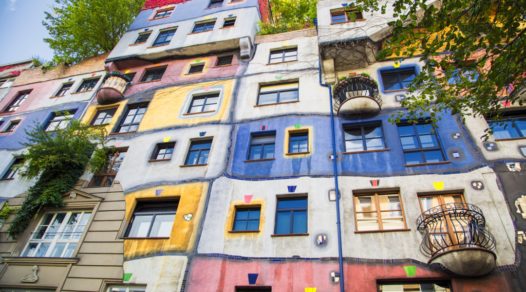 gdzie na weekend - Hundertwasserhaus
