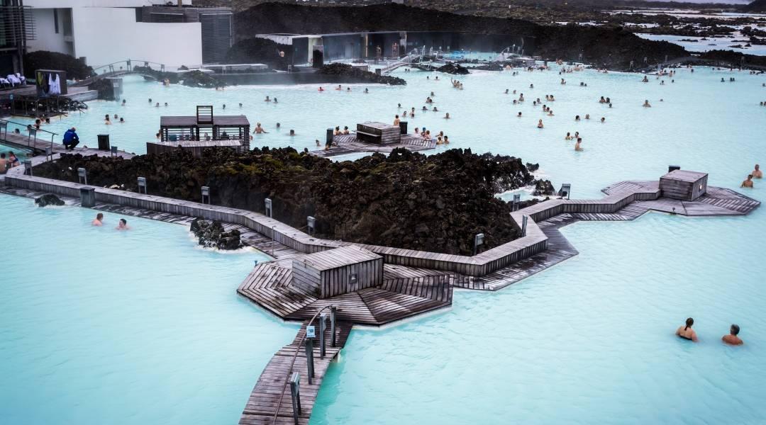 błękitna laguna duże