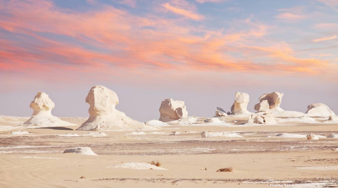 egipt pustynia biala