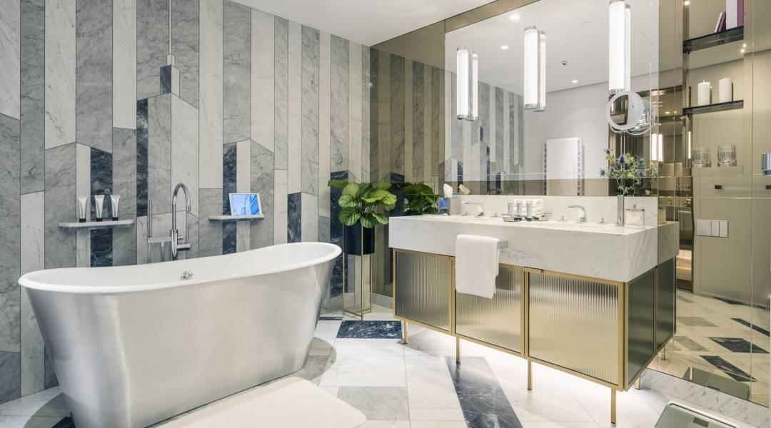 Raffles Europejski Warsaw łazienka