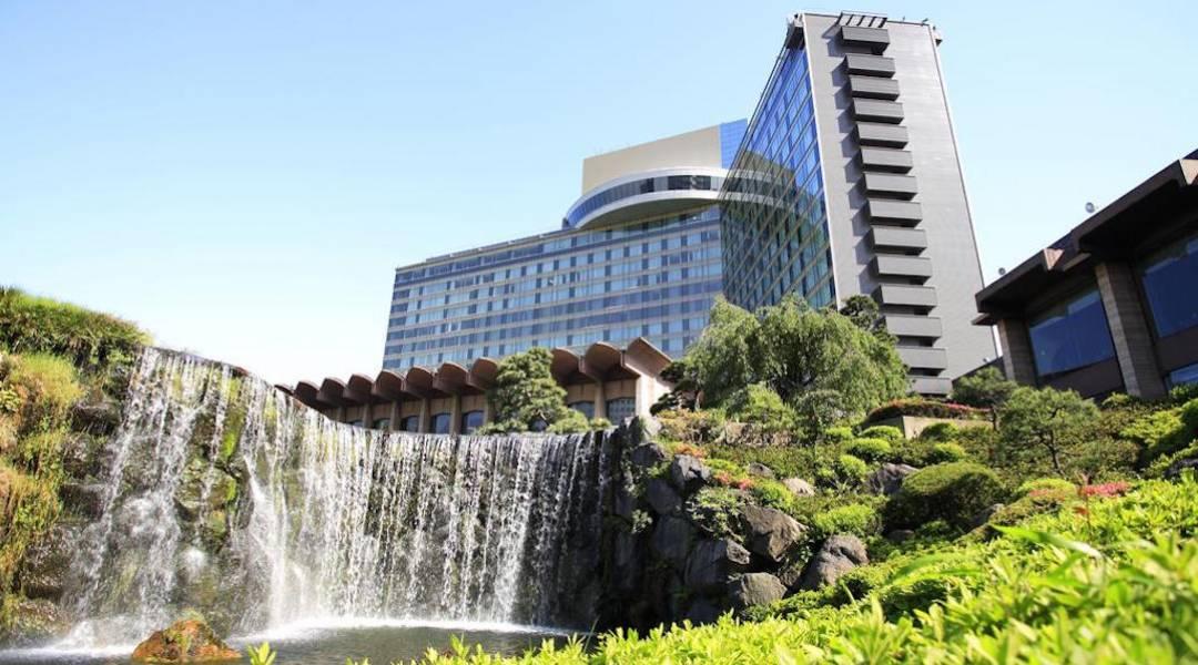 hotel Otani tokio