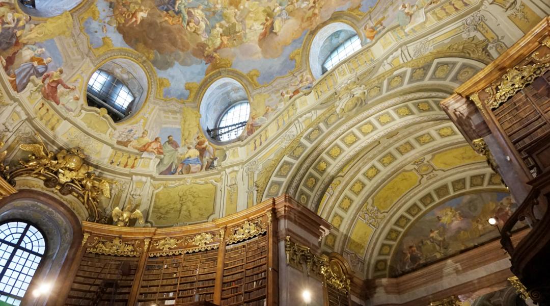 gdzie na weekend - Austriacka Biblioteka Narodowa
