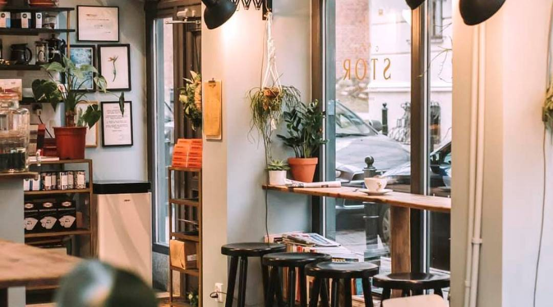 kawiarnia stor warszawa