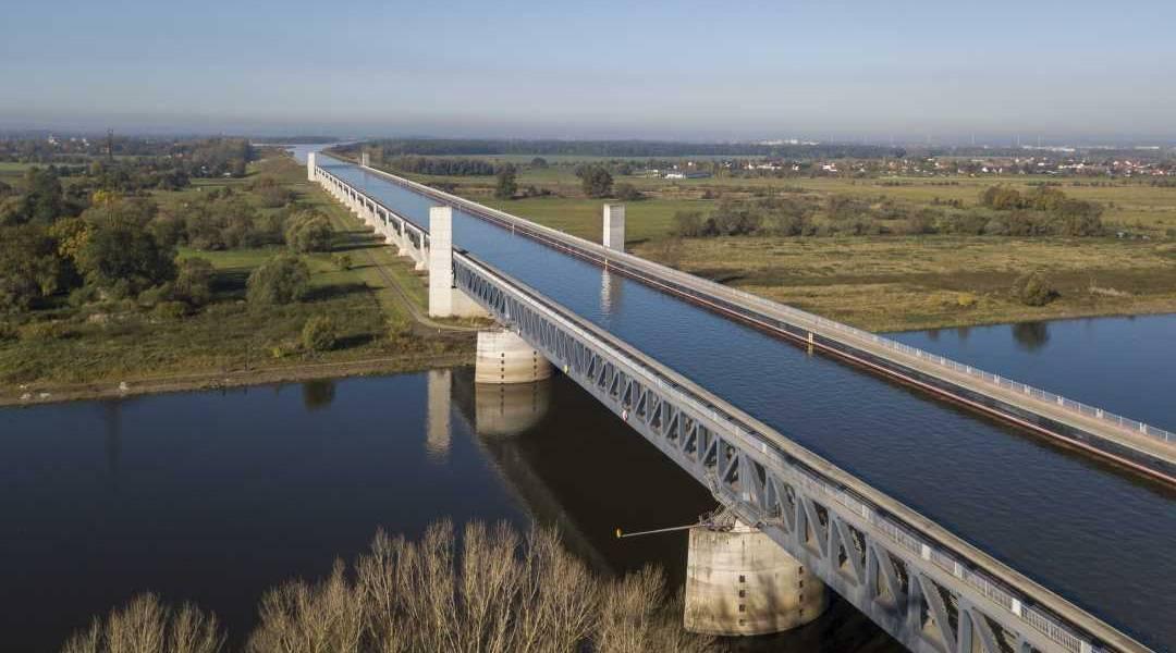 wodny most niemcy