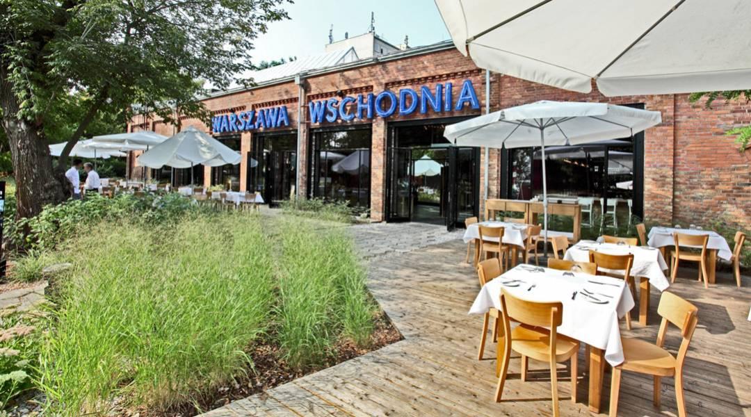 warszawa wschodnia restauracja