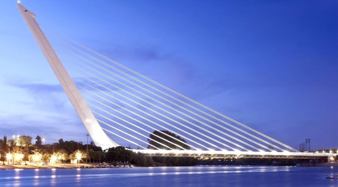 Puente del Alamillo Santiago Calatrava