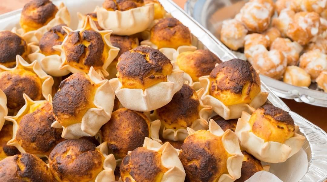 sardyńskie ciastka pardule