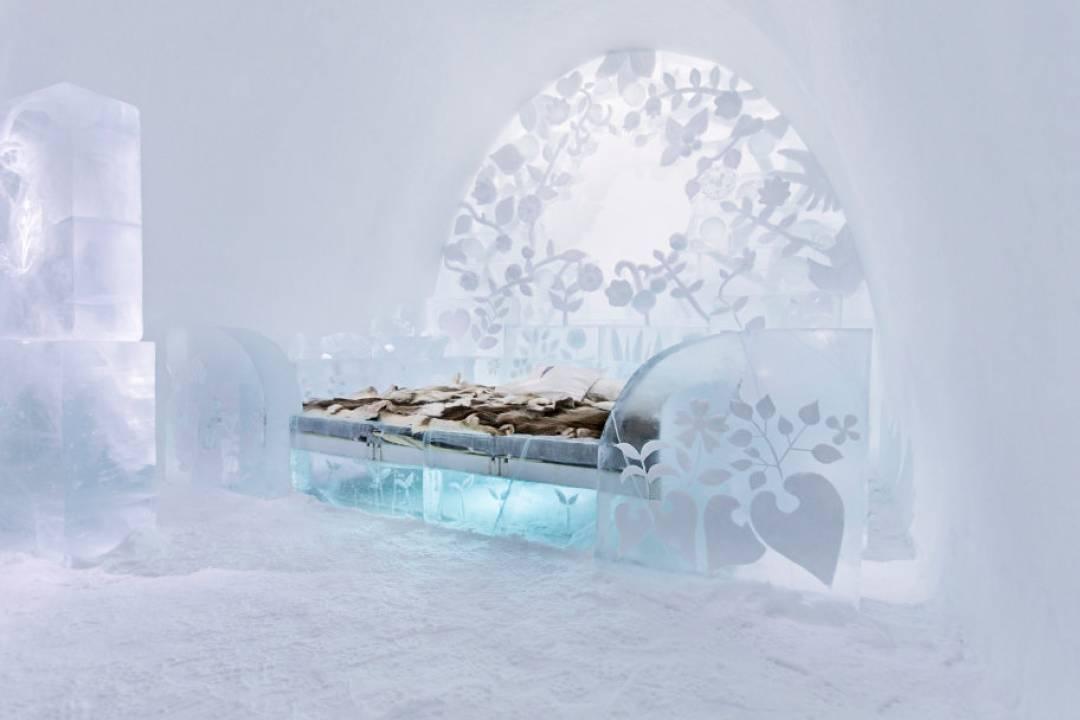 Zdjęcia: Paulina Holmgren/Ice Hotel