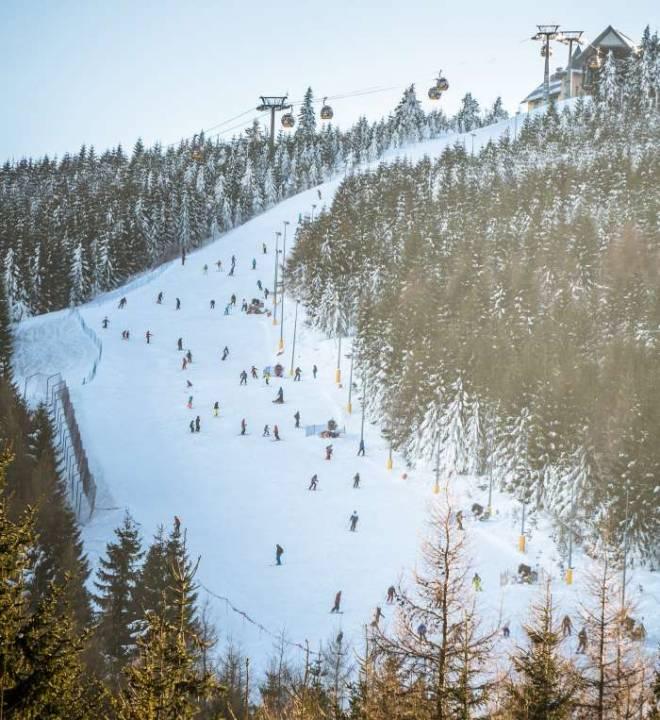 stacja świeradów zdrój ski and sun