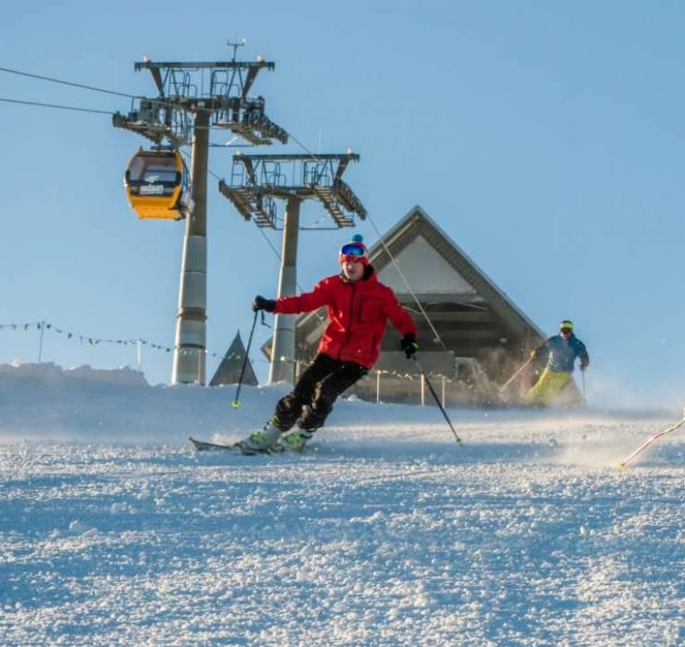 gdzie na narty świeradów zdrój ski and sun