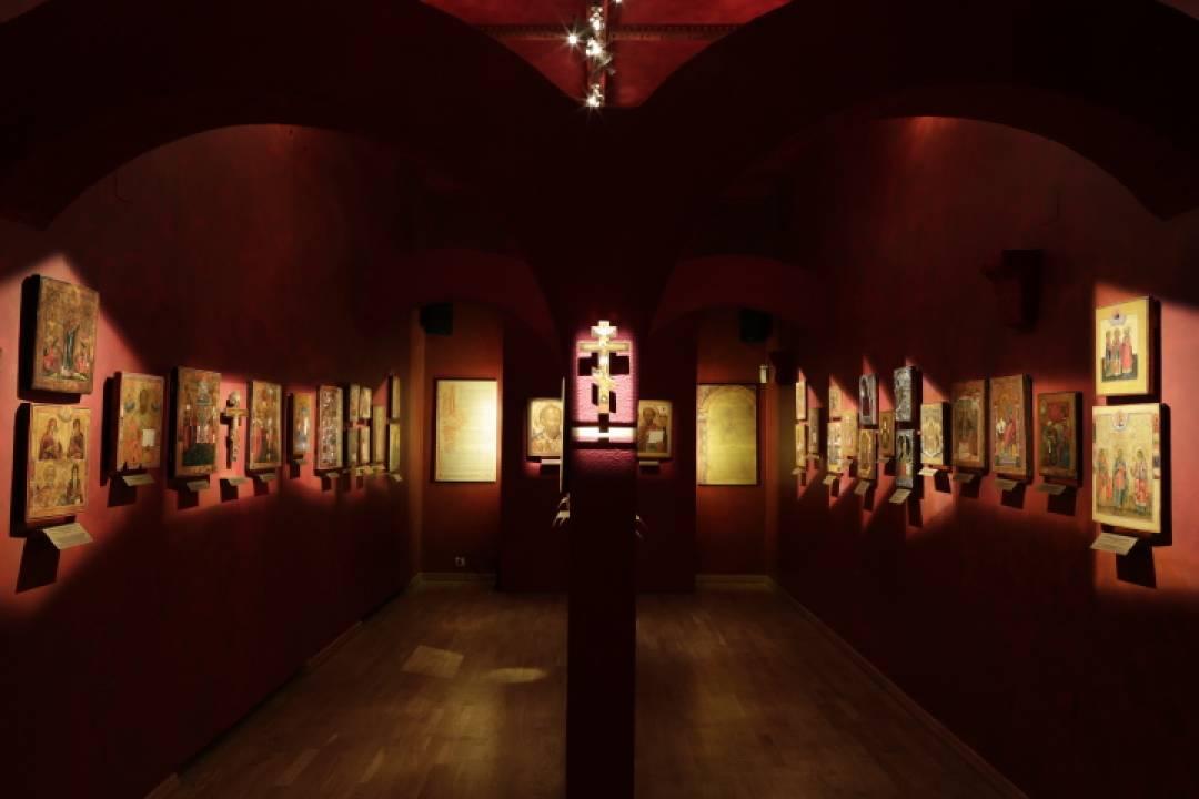 Staroobrzędowcy Muzeum Ikon