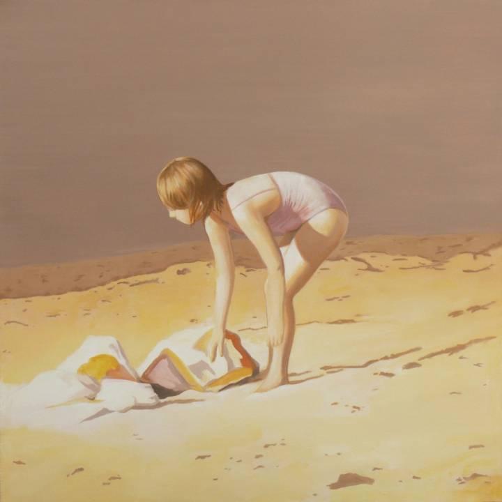 dziewczynka w brązach magdalena laskowska