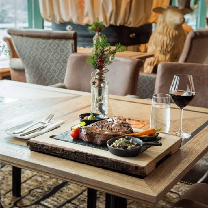 Restauracja  Grand Kasprowy