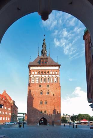 gdańsk wieża więzienna i katownia