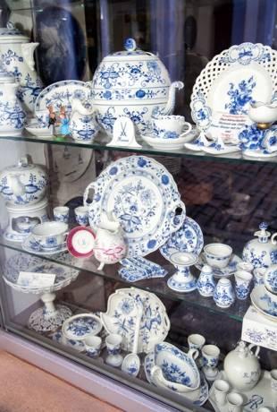 saksonia porcelana z misni