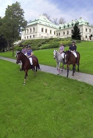 manor house chlewiska