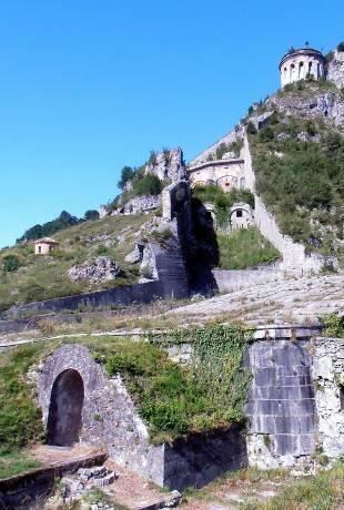 Rocca d'Anfo Włochy
