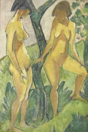 Otto Mueller wystawa we Wrocławiu