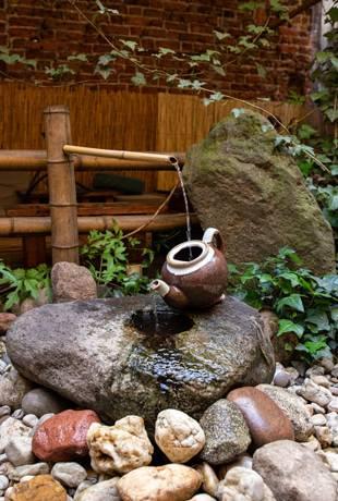 ogród czajownia