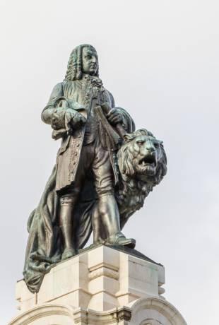pomnik Markiza de Pombal