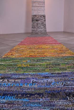 wystawa Katarzyny Józefowicz  w Orońsku