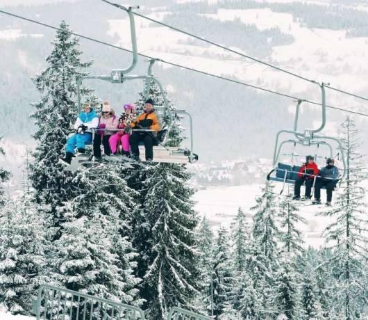 stoki narciarskie tatry