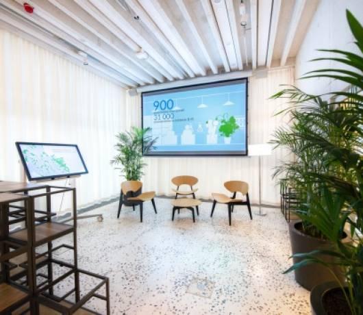 zodiak pawilon architektury warszawa wystrój