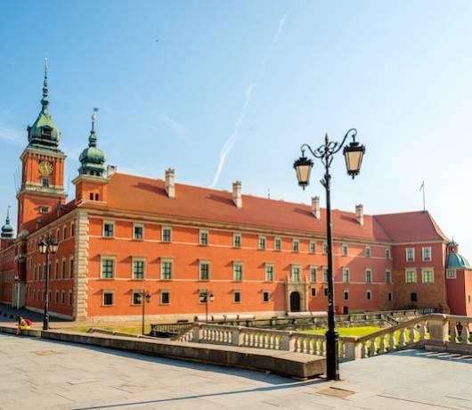 Fot. Zamek Królewski w Warszawie (Shutterstock)