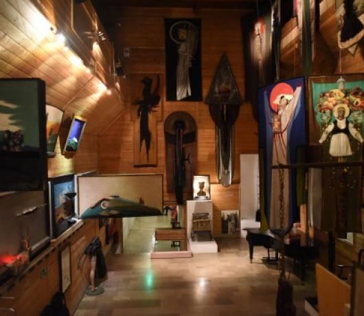 Ze zbiorów Muzeum Tatrzańskiego