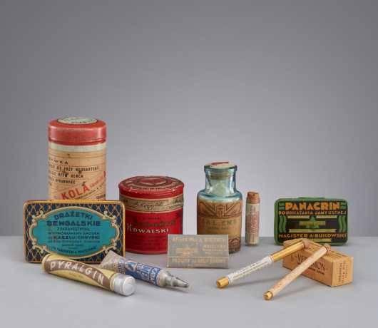 muzeum farmacji eksponaty