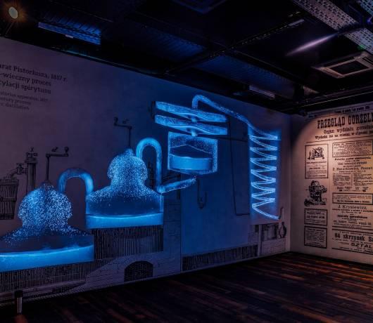 warszawa atrakcje - muzeum wódki w waszawie