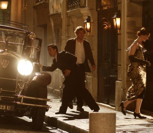 o północy w paryżu film