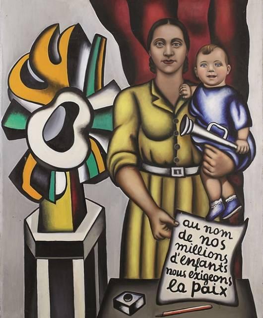 Nadia Léger wystawa