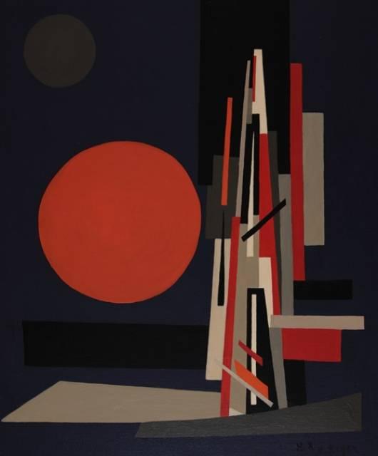 Nadia Léger wystawa w muzeum sztuki w łodzi