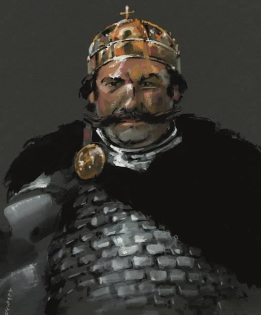 Nowy poczet władców Polski Bolesław Chrobry Świerzy
