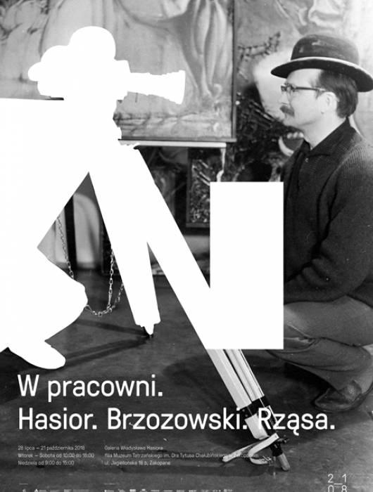 Hasior, Rząsa, Brzozowski, Muzeum Tatrzańskie