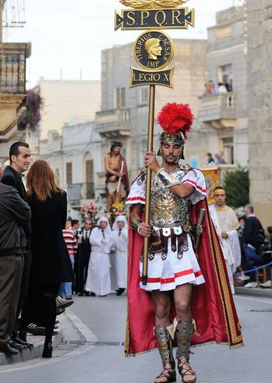 Teatralna pasja na Malcie; fot. Shutterstock