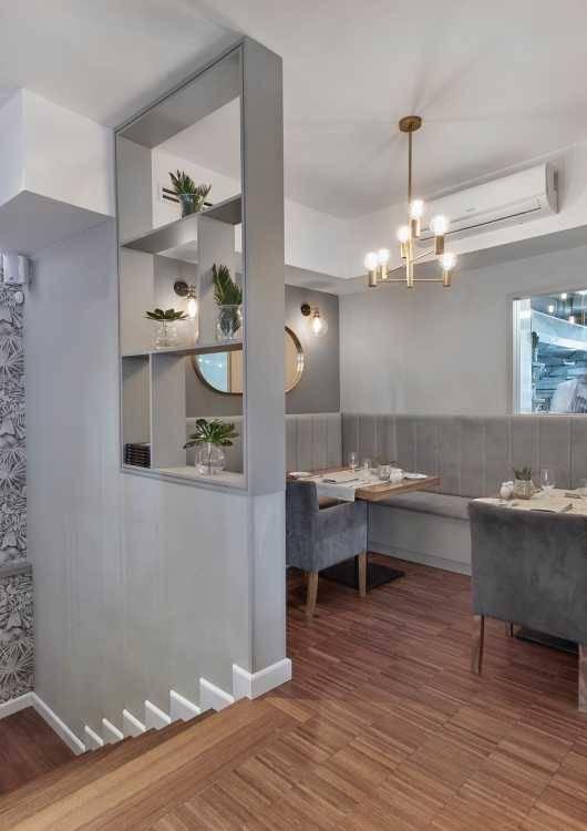 restauracja warszawa for wnętrze