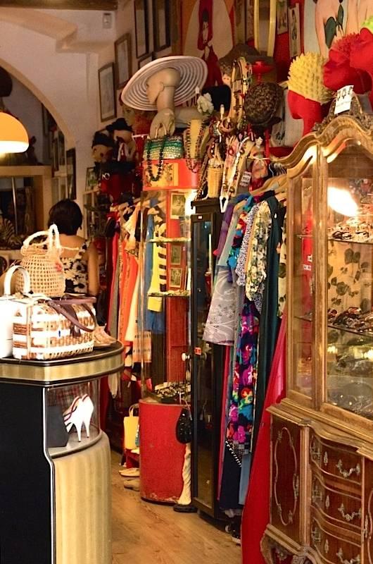 Wnętrza sklepu Lailo / fot. Matylda Rosłaniec