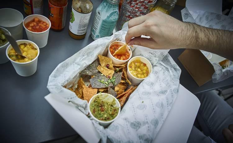 gringo bar menu