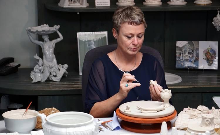 saksonia manufaktura porcelany w misni