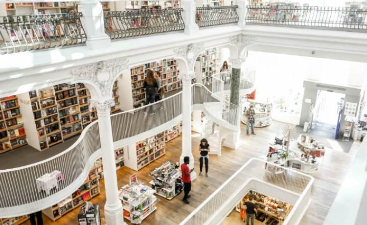Cărturești Carusel księgarnia
