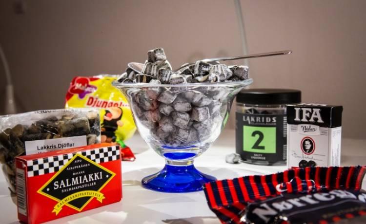 muzeum obrzydliwego jedzenia słodycze